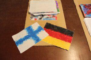 workshop Papierherstellung